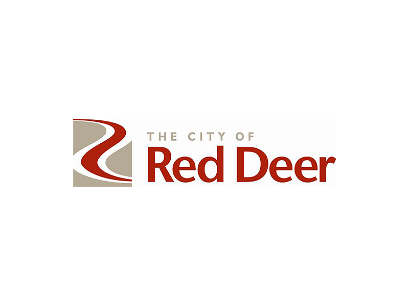 The City of Red Deer Logo